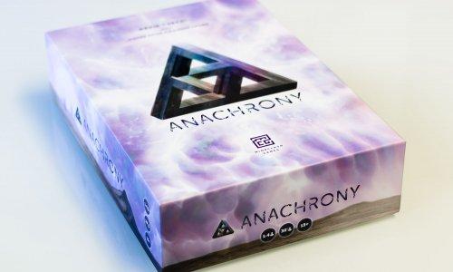 TEST // Anachrony