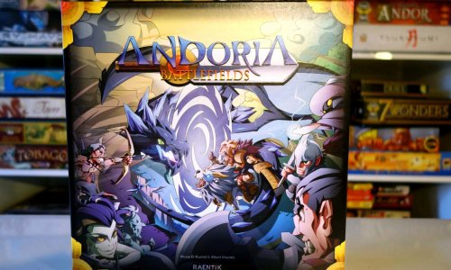 TEST // ANDORIA BATTLEFIELDS