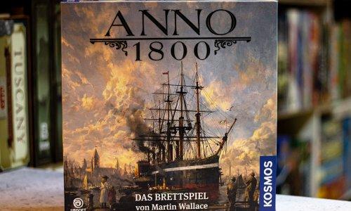TEST // ANNO 1800