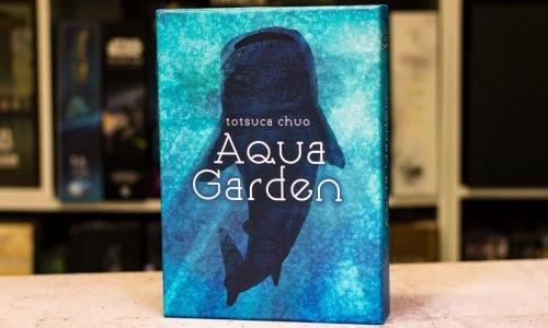 AQUA GARDEN // englisch – japanische Version ausgeliefert