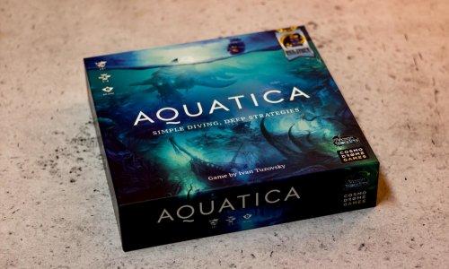 AQUATICA // Bilder des Spielmaterials