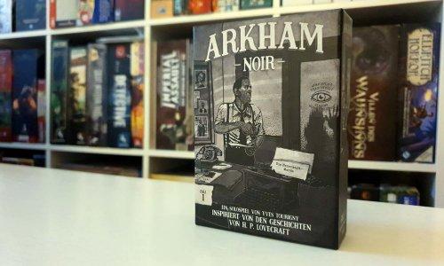 TEST // ARKHAM NOIR