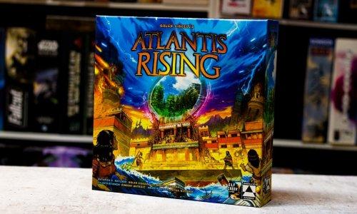 TEST // ATLANTIS RISING