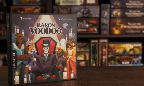 BARON VOODOO // Bilder vom Spielmaterial