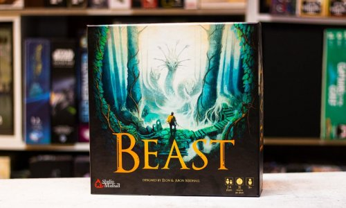 BEAST // Bilder des kommenden Kickstarters
