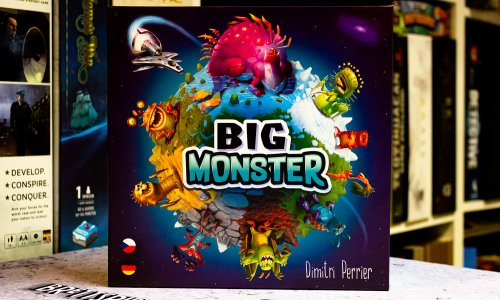 TEST // BIG MONSTER