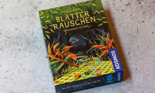 BLÄTTERRAUSCHEN // Bilder der Neuheit