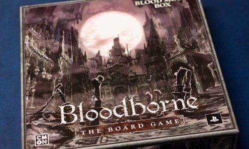 BLOODBORNE: THE BOARD GAME – BLOOD MOON BOX // Bilder der Erweiterung