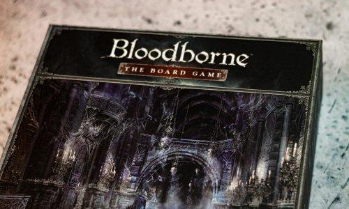 BLOODBORNE: THE BOARD GAME – CHALICE DUNGEON // Bilder des Spielmaterials