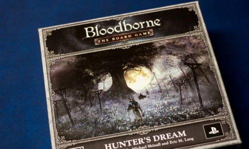 BLOODBORNE: THE BOARD GAME – HUNTER'S DREAM // Bilder der Erweiterung