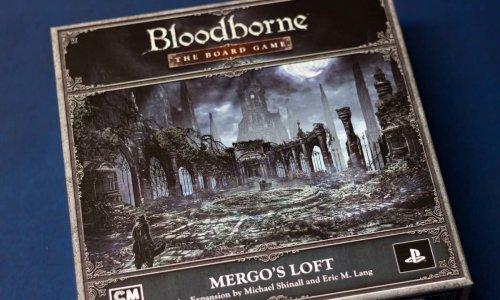 BLOODBORNE: THE BOARD GAME – MERGO'S LOFT // Bilder der Erweiterung