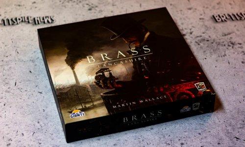 BRASS: LANCASHIRE // Bilder der deutschen Version
