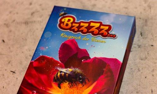 BZZZZ... - KÖNIGREICH DER BIENEN // Bilder des Spielmaterials