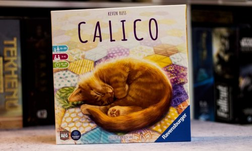 TEST // CALICO
