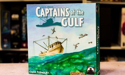 CAPTAINS OF THE GULF // Reprint ist erschienen