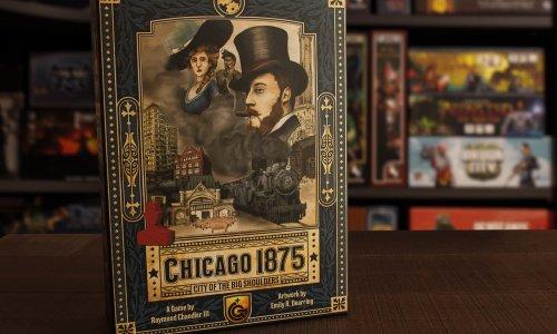 CHICAGO 1875 // Bilder vom Spielmaterial
