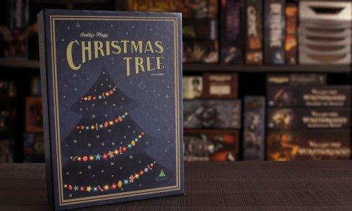 CHRISTMAS TREE // Bilder vom Spielmaterial