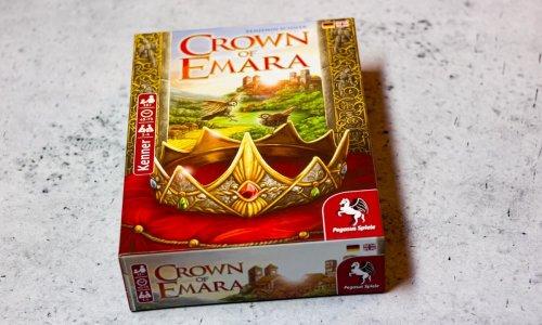 TEST // CROWN OF EMARA