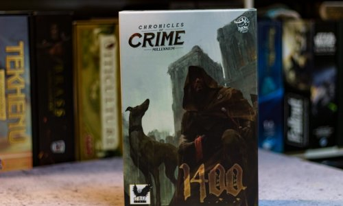 TEST // CHRONICLES OF CRIME: 1400