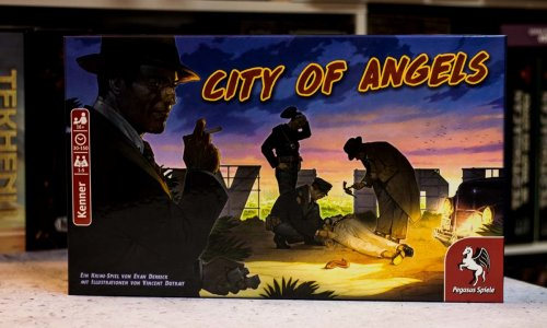 TEST // CITY OF ANGELS