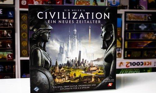TEST // CIVILIZATION – Ein neues Zeitalter