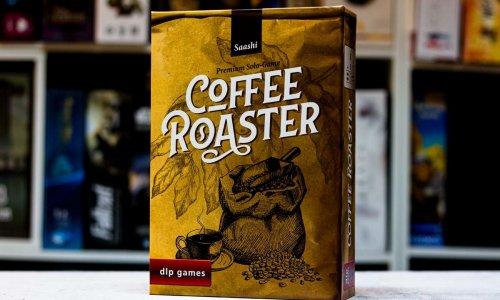 Test | Coffee Roaster