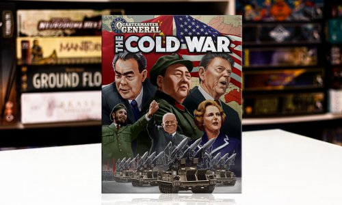 TEST // THE COLD WAR