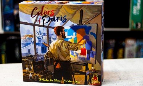 Test | Colours of Paris