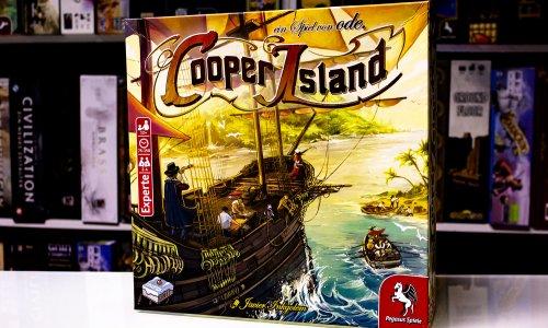 COOPER ISLAND // Erste Bilder