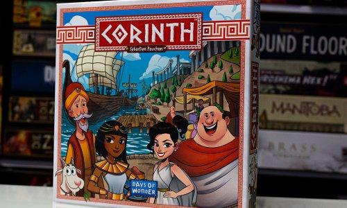 TEST // Corinth