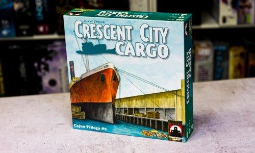CRESCENT CITY CARGO // wurde ausgeliefert
