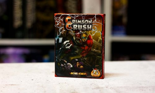 CRIMSON CRUSH // Kartenspiel von Michael Schacht