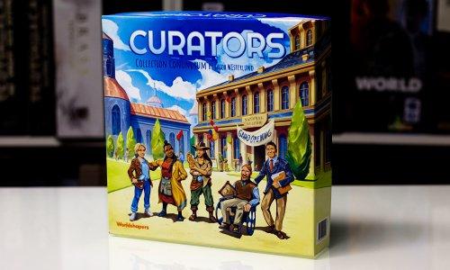 CURATORS // Erste Bilder vom Prototypen