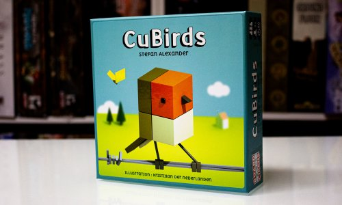 TEST // CUBIRDS