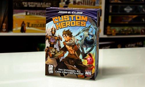 TEST // Custom Heroes