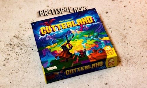 CUTTERLAND // Bilder des Spielmaterials