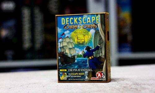 Test | Deckscape: Crew vs. Crew