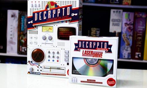 DECRYPTO // Bilder vom Spiel + Erweiterung Laserdrive