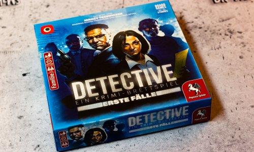 DETECTIVE // ERSTE FÄLLE – Bilder vom Spiel