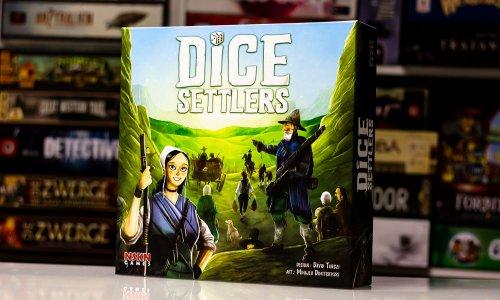 TEST // Dice Settlers -Würfel Siedler