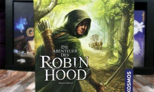 TEST // DIE ABENTEUER DES ROBIN HOOD