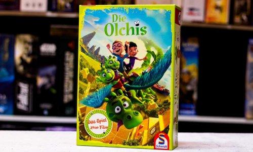 DIE OLCHIS - Das Spiel zum Film // Kinderspiel 2021 erschienen