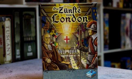 TEST // DIE ZÜNFTE VON LONDON
