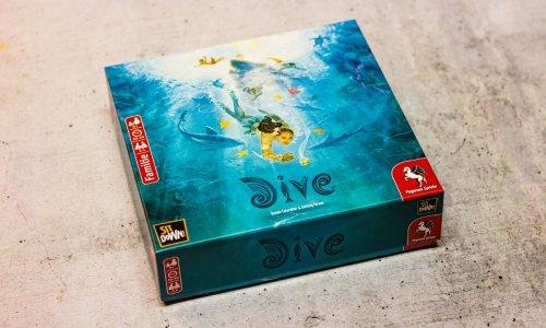 DIVE // Bilder des Spiels