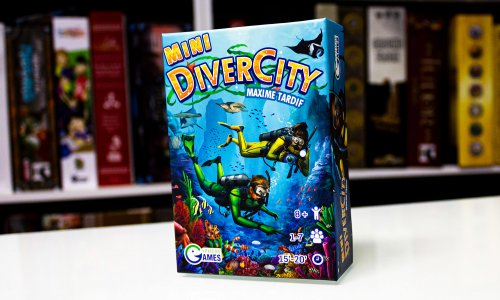 TEST // MINI DIVERCITY