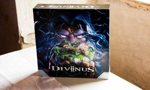 DIVINUS // erster Eindruck (Prototyp)