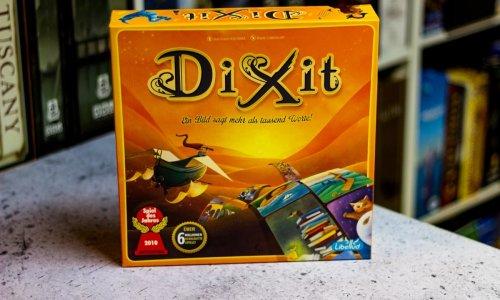 TEST // DIXIT