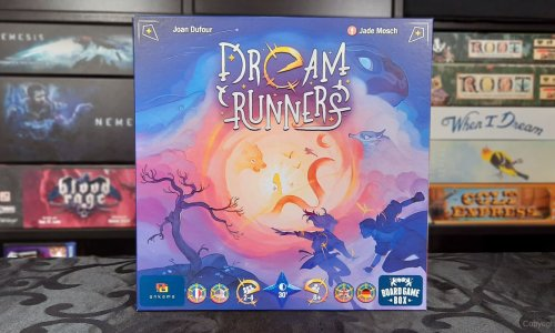 TEST // DREAM RUNNERS