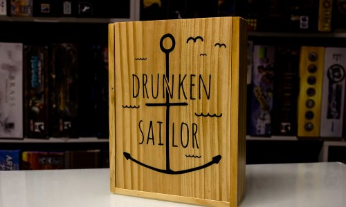 TEST // DRUNKEN SAILOR