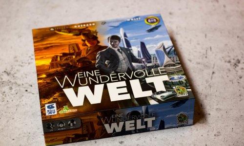 EINE WUNDERVOLLE WELT // Bilder vom Spiel